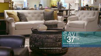 La-Z-Boy 37 Hour Sale TV Spot, 'Favorite Spot: Save 37% Storewide' - Thumbnail 7