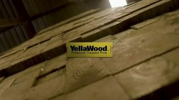 YellaWood TV Spot, 'Celebrating Fifty Years of Duty, Honor & Country' - Thumbnail 1