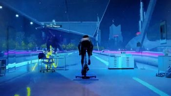 Zwift TV Spot, 'Game of Chase: Fun Is Fast' Featuring Mathieu van der Poel, Song by Fatboy Slim - Thumbnail 4