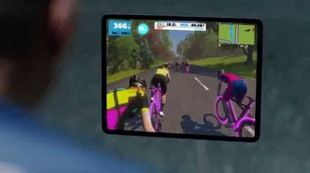 Zwift TV Spot, 'Game of Chase: Fun Is Fast' Featuring Mathieu van der Poel, Song by Fatboy Slim - Thumbnail 5