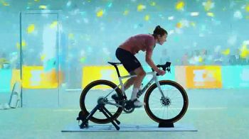 Zwift TV Spot, 'Game of Chase: Fun Is Fast' Featuring Mathieu van der Poel, Song by Fatboy Slim - Thumbnail 6