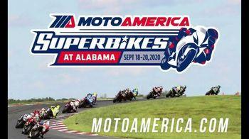 MotoAmerica TV Spot, '2020 Superbikes at Alabama' - Thumbnail 10