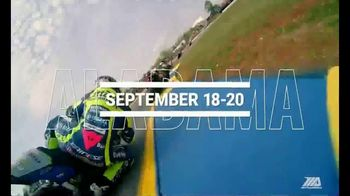 MotoAmerica TV Spot, '2020 Superbikes at Alabama' - Thumbnail 4