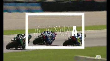 MotoAmerica TV Spot, '2020 Superbikes at Alabama' - Thumbnail 8