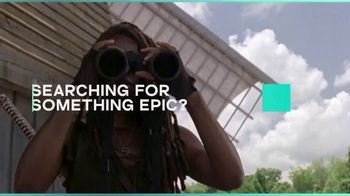 AMC+ TV Spot, 'Searching for Something Epic: Walking Dead Universe Early Ad Free' - Thumbnail 1