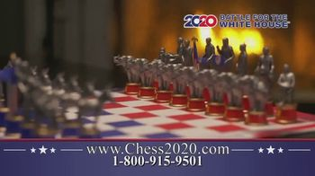Chess 2020: Battle for the White House TV Spot, 'The Final Stretch' - 149 commercial airings