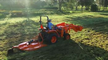 Kubota L Series TV Spot, 'Demo' - Thumbnail 2