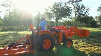 Kubota L Series TV Spot, 'Demo' - Thumbnail 3