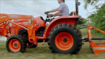 Kubota L Series TV Spot, 'Demo' - Thumbnail 6