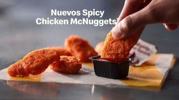 McDonald's Spicy Chicken McNuggets TV Spot, 'Un picante digno' [Spanish] - Thumbnail 8