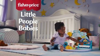 Little People Babies TV Spot, 'Sky Hand' - Thumbnail 5