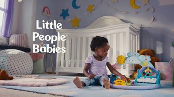 Little People Babies TV Spot, \'Sky Hand\'