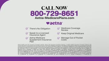 Aetna Medicare Supplement Insurance Plan TV Spot, 'Limbo' - Thumbnail 9