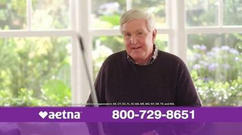 Aetna Medicare Supplement Insurance Plan TV Spot, 'Limbo' - Thumbnail 2