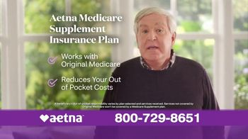 Aetna Medicare Supplement Insurance Plan TV Spot, 'Limbo' - 201 commercial airings