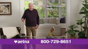 Aetna Medicare Supplement Insurance Plan TV Spot, 'Limbo' - Thumbnail 7