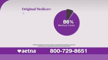 Aetna Medicare Supplement Insurance Plan TV Spot, 'Limbo' - Thumbnail 8