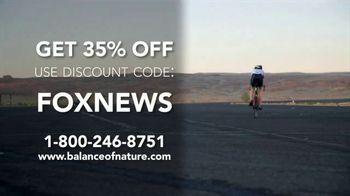 Balance of Nature TV Spot, 'Endurance Athletics' - Thumbnail 8