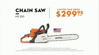 STIHL TV Spot, 'Find Yours: MS 250 Chain Saw' - Thumbnail 6
