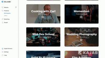 Kajabi TV Spot, 'Digital Product Creation' - Thumbnail 7