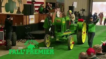 Mecum Gone Farmin' 2020 Fall Premier TV Spot, '1929 Popcorn Truck and 1902 Wells Fargo Carriage' - Thumbnail 1