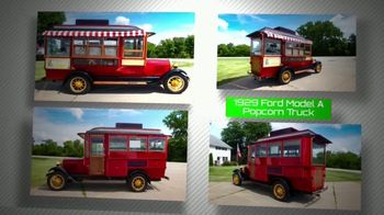 Mecum Gone Farmin' 2020 Fall Premier TV Spot, '1929 Popcorn Truck and 1902 Wells Fargo Carriage' - Thumbnail 3