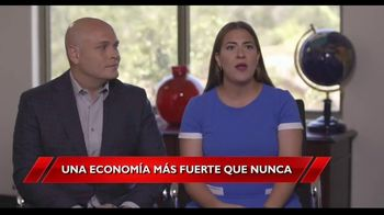 Donald J. Trump for President TV Spot, 'Los hispanos lo apoyan' [Spanish]