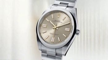Rolex Oyster Perpetual TV Spot, 'Small Details'