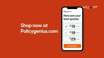 PolicyGenius TV Spot, 'Paul' - Thumbnail 6