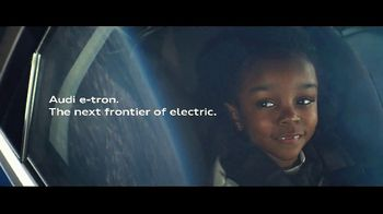 2019 Audi e-tron TV Spot, 'The Next Frontier of Electric' [T2]