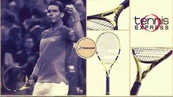 Tennis Express TV Spot, 'Save on New Racquets' - Thumbnail 3