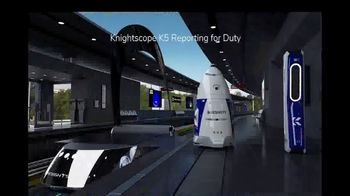 Knightscope TV Spot, 'Train Station Security' Song by Richard Wagner