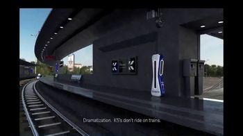 Knightscope TV Spot, 'Train Station' - Thumbnail 4