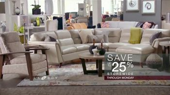 La-Z-Boy Early Black Friday Savings Event TV Spot, 'Save 25%' - Thumbnail 6
