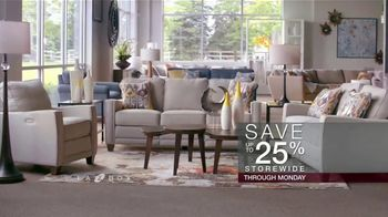 La-Z-Boy Early Black Friday Savings Event TV Spot, 'Save 25%' - Thumbnail 7