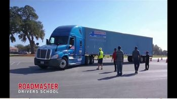 Roadmaster Drivers School TV Spot, 'New Career'