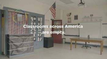No Kid Hungry TV Spot, 'Empty Classrooms'