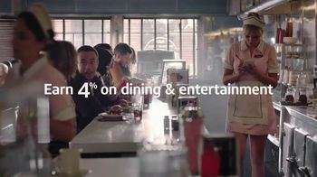Capital One Savor Card TV Spot, 'Diner: Four Percent' Featuring Taylor Swift - Thumbnail 1