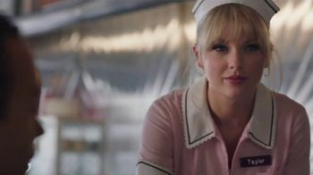 Capital One Savor Card TV Spot, 'Diner: Four Percent' Featuring Taylor Swift