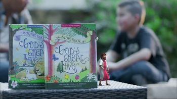 The Storybook of God's Great Love TV Spot, 'Come to Life: Two-Volume Set' - Thumbnail 8