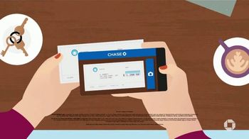 JPMorgan Chase Mobile App TV Spot, 'All Your Banking Needs From Virtually Anywhere' - Thumbnail 3
