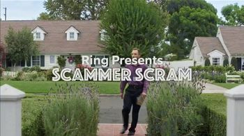 Ring Video Doorbell 3 TV Spot, 'Scammer Scram' - Thumbnail 1