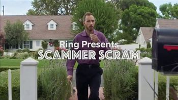 Ring Video Doorbell 3 TV Spot, 'Scammer Scram' - Thumbnail 2
