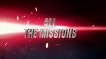 Paramount Pictures Home Entertainment TV Spot, 'Mission Impossible Movies' - Thumbnail 2