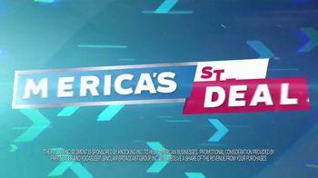 America's Steals & Deals TV Spot, 'PrepSealer' Featuring Genevieve Gorder - Thumbnail 1