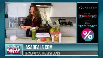 America's Steals & Deals TV Spot, 'PrepSealer' Featuring Genevieve Gorder - Thumbnail 9