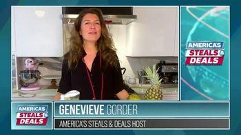 America's Steals & Deals TV Spot, 'PrepSealer' Featuring Genevieve Gorder - Thumbnail 2