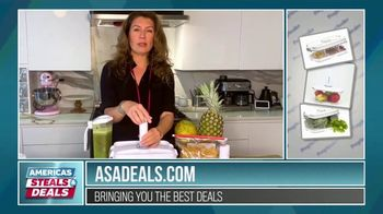 America's Steals & Deals TV Spot, 'PrepSealer' Featuring Genevieve Gorder - Thumbnail 4