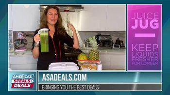 America's Steals & Deals TV Spot, 'PrepSealer' Featuring Genevieve Gorder - Thumbnail 6