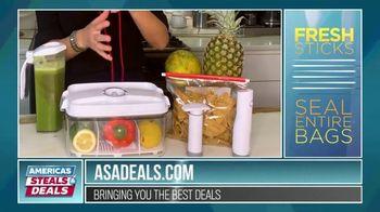 America's Steals & Deals TV Spot, 'PrepSealer' Featuring Genevieve Gorder